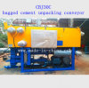 Cbj30c Bagged Cement Unpacking Conveyor