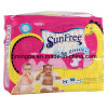 2014 Hot Sales Sunfree Baby Diaper