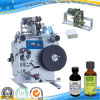 Semi-Automatic Round Bottle Labeling Machine for Tea Tree Oil (GH-Y100)