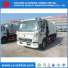Sinotruk HOWO 4*2 140HP 8cbm Compression Garbage Truck