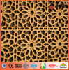 1220*2440mm 15 Years Guarantee Ornate Carved PE Coated Aluminum Composite Wall Art