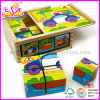 Intelligent Wooden Puzzle/Custom Jigsaw Puzzle/3D Puzzle Game W14f007