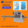 Flow Full Stainless Horizontal Disposable Toilet Mat Wrapping Machine