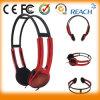Plastic Fashion Simple Design Headphone