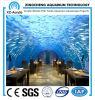 Customized Transparent UV PMMA Fish Tank Oceanarium Factory