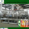Complete Hot Juice Drinks Filling Bottling Production Line Machine
