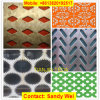 321 Stainless Steel Perforated Plate