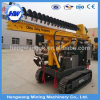 Solar Power Photovoltaic Crawler Ground Drilling Pile Driver