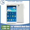 N9000W 5.5 Inch 512+4 Mtk6572 Dual Core Dual Camera Smart Mobile Phone Android 4.2.2 OS Dual SIM WiFi Cheap Smart Phone