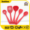 Heat Resistant Solid Silicone Mixing Spoon Mixing Spoon Cooking Shovel