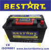 12V 74ah Sealed Maintenance Free Car Starter Battery Mf57412