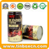 250ml Coffee Easy Open Lid Tin Can Manufacturer