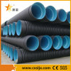 HDPE / PVC Plastic Double Wall Corrugated Pipe Making Machine