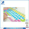 Custom Design Laptop Arabic Keyboard Sticker Label