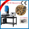 Smart Auto 2D/3D CNC Vision Measuring Testing Machine to The Slope/Round/Bad Ditch