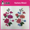 New Design Popular Iron on Hot Fix Embroidery Patch