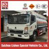 HOWO Fuel Tank Truck Oil Tanker Refueling Truck Export