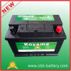 Sealed Mf Battery 12V66ah Car Battery 56618-DIN66mf