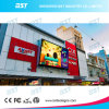P16mm Commercial LED Advertising LED Displays for Outer Curved
