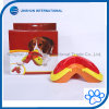Pet Eat Training Triangle Slow Feed Bowl Puzzle Dish Toy
