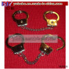 Handcuffs Key Chain Ring Thumb Mini Small Noveltie (W2024)