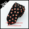 Custom Cotton Mens Flower Printed Ties