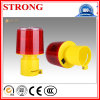 Multi-Functional Flashing Solar Warning Light Automatic Storage and Shine
