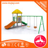 Factory Promotions Small Kids Slide Playground Outdoor Swing Slide for $1100