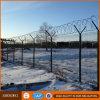 Black Welded 3D Wire Fence Mesh Panel Garden Decorative Fence
