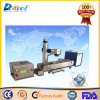 Mopa Fiber Laser Marking Engraving Equipment with Conveyer Belt for Ball Pen, Bear Bottles
