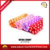 Printed Roll up Micro Plush Fleece Blanket