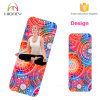 Colorful Printing with Private Label Rubber Yoga Mat