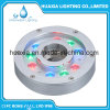 RGB DMX 316ss LED Fountain Nozzle Pool Light