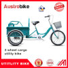 Electric Tricycle for Cargo with Big Basket