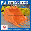 Excavator Gp Ditching Bucket Rock Digging Bucket Standard Bucket
