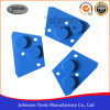 Two Round Segment Grinding Block for Concrete Floor Grinding