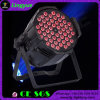 DMX Stage 54X3w LED RGBW PAR Can