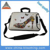 Fashion Lady Neoprene Shoulder Messenger Laptop Bag