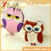 Custom PVC Cute Owl Fridge Magnet (YB-HR-9)
