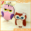 Custom Promotion Cute Owl PVC Fridge Magnet (YB-HR-9)