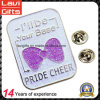 2017 Hot Sale Blinking Lapel Pin Badges Wholesale