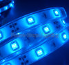 12V Blue LED Strip Light