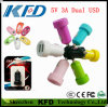 5V 3A DC Car Charger for iPhone, iPad, Mobile Phone, MP3