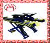 Double-Level Platform Scissor Car Lift for Alignment with CE and ISO (DSLA609)