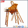 Twin Shaft Compulsory Large Cement Mixer (JS1000)
