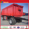 Dul-Axles 20-35tons Side Dump Tipper Tractor Full Draw Bar Trailer