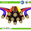 6-30 Kv XLPE Insulated Aluminium Stranded Electric Power Cable