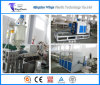 PE 80 PE 100 Materials Pipe Extruder Machine / HDPE Pipe Production Line