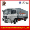 Dongfeng 4X2 Cargo Van Truck with Cummins Engine