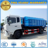Dongfeng 4X2 225HP 10 Tons Arm Roll off Hook Garbage Truck Price